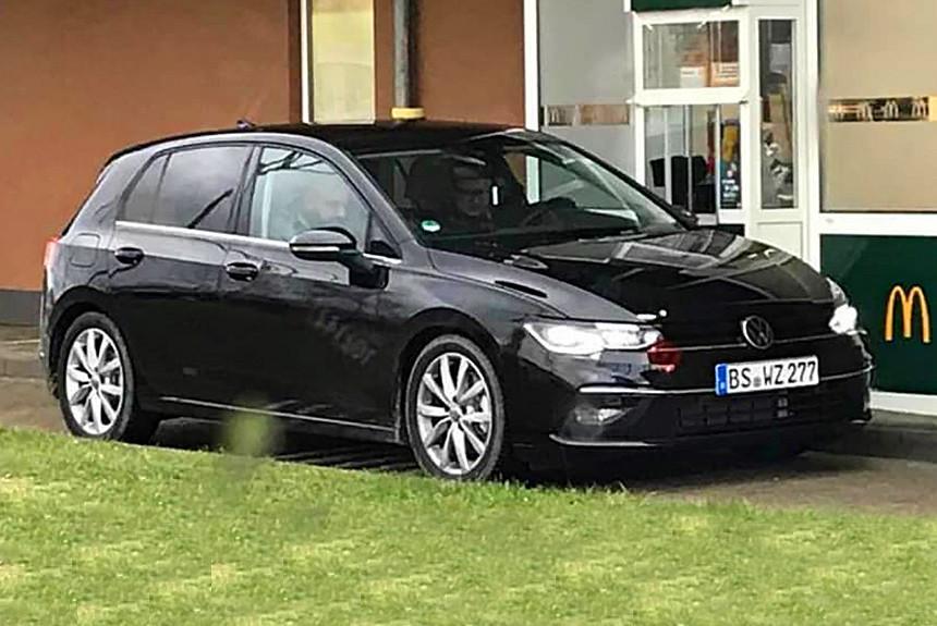 Новый Volkswagen Golf задерживается до следующего года