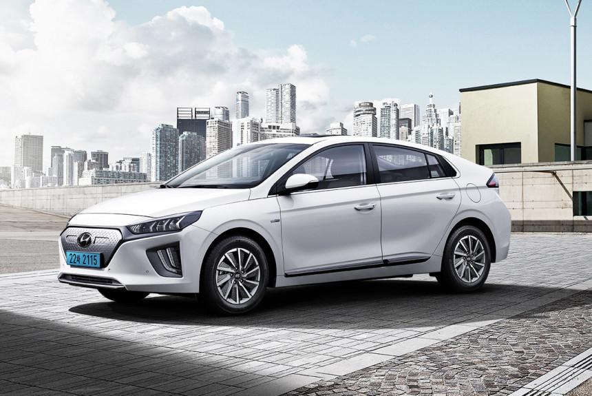 Обновленный Hyundai Ioniq Electric стал дальнобойнее