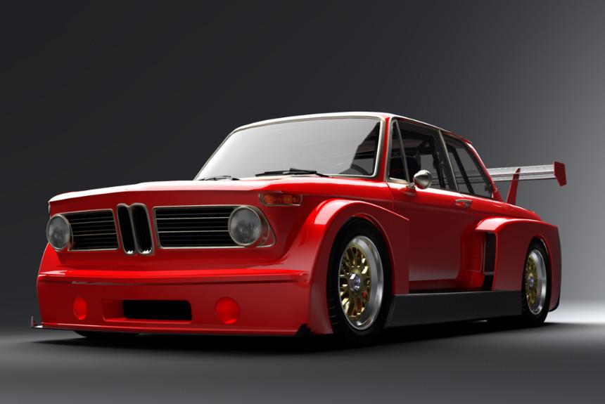 Дайджест дня: 800-сильный BMW 2002, штраф Porsche и другие события автоиндустрии