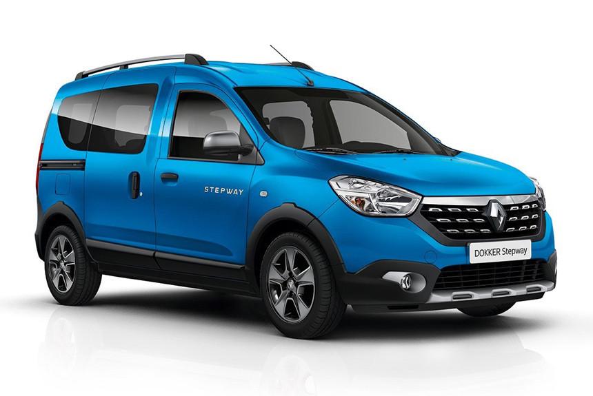 «Каблучок» Renault Dokker Stepway добрался до России
