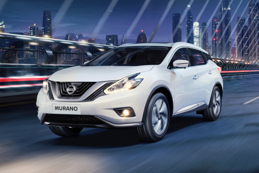 Российский Nissan Murano стал заметно доступнее