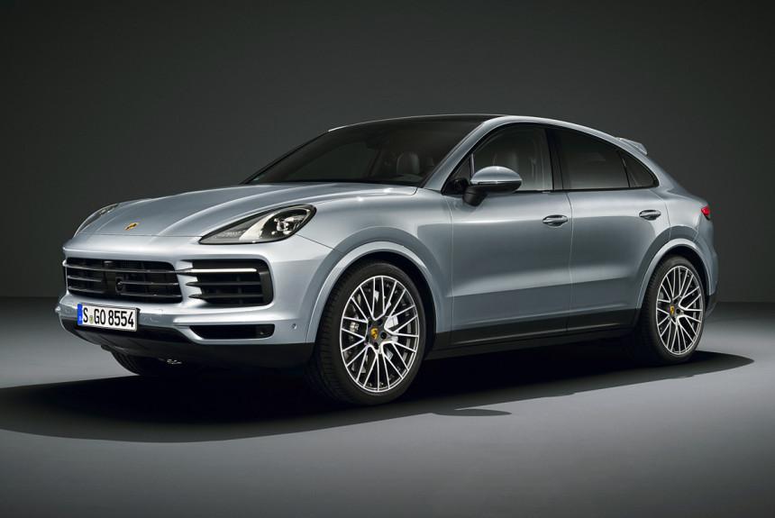 Укупеобразного Porsche Cayenne появилась новая версия
