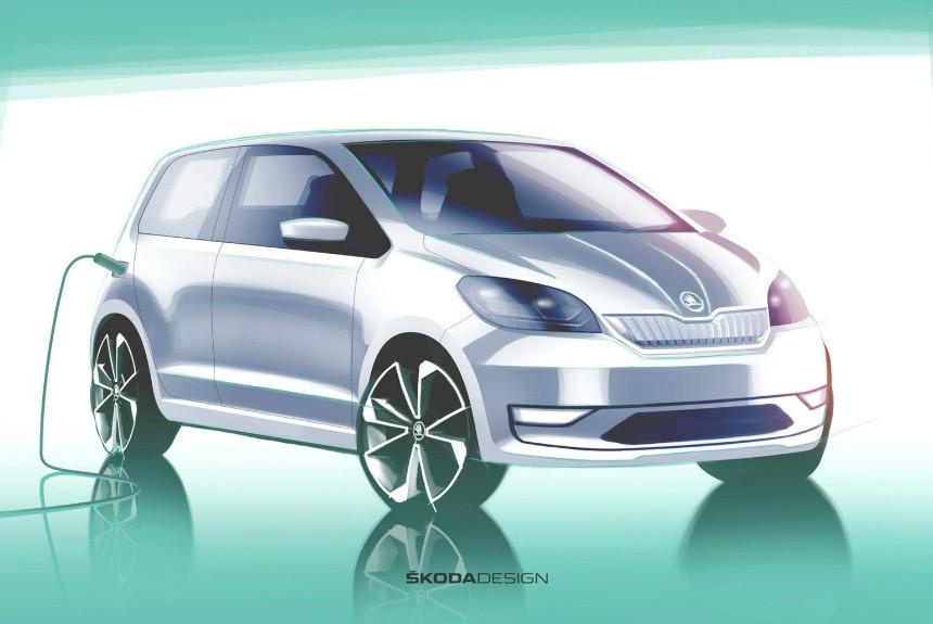 Дайджест дня: электро-Skoda, новый глава Даймлера в России и другие события автоиндустрии