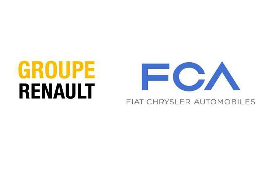 Концерны Renault и FCA готовятся к слиянию