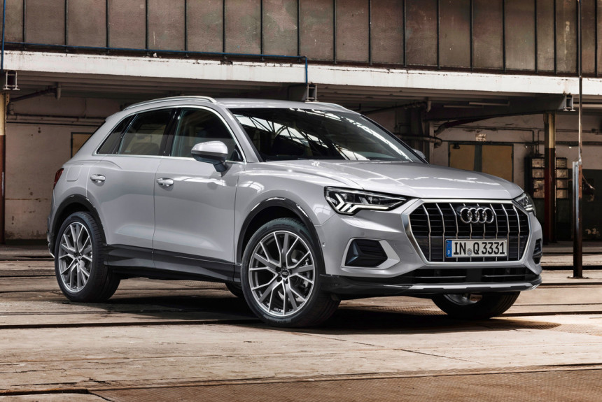 Audi Q3 для России: только одна версия