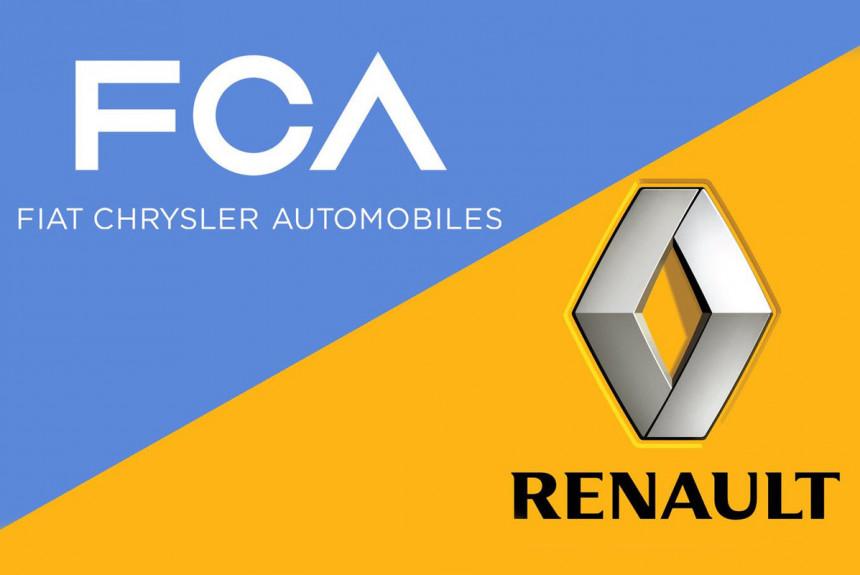 Объединение Renault и FCA отменено