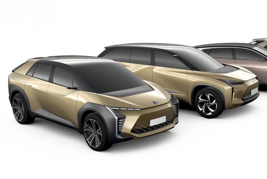 Тойота и Субару совместно разработают платформу для электромобилей