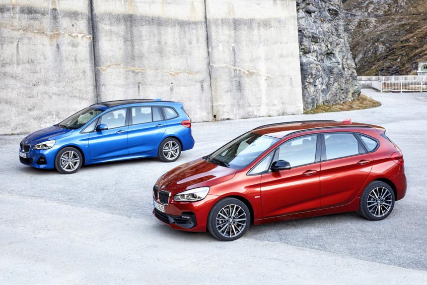 Дайджест дня: BMW без компактвэнов, 300-сильный Amarok и другие события автоиндустрии
