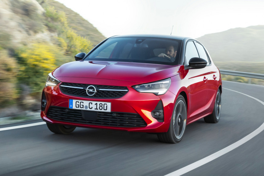 Opel Corsa нового поколения: рассекречены все моторы
