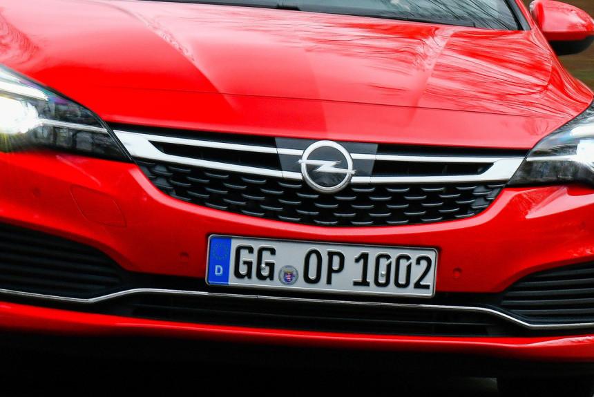 Opel Astra на платформе PSA пропишется в Германии