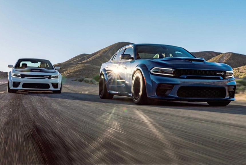 Dodge Charger Widebody: широкий кузов и не только