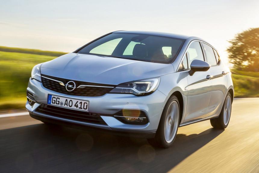 Картинки по запросу Opel Astraтретьего семейства