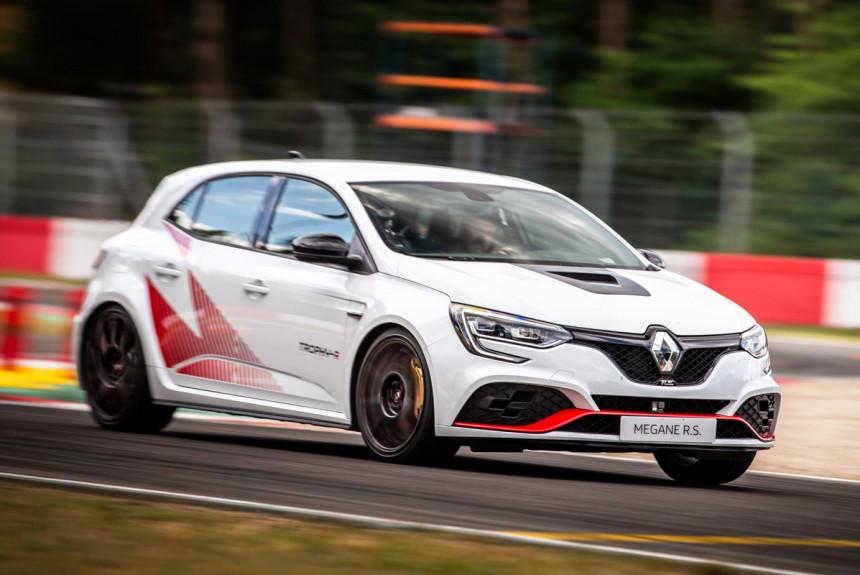 Новый рекордсмен Нюрбургринга: Renault Megane RS Trophy-R
