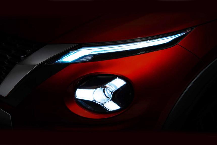 Новый Nissan Juke: первое изображение