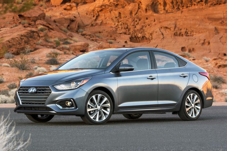 Hyundai Accent и Elantra переходят на вариатор