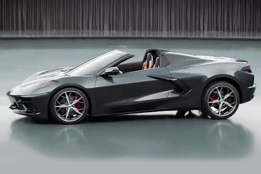 Новый Corvette: родстер, гоночный вариант и экспорт