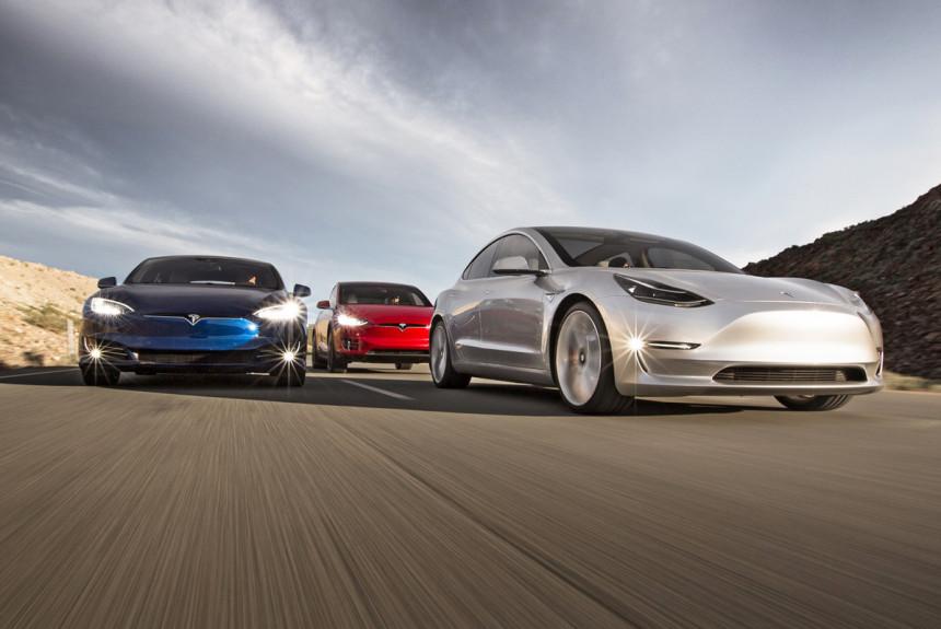 Tesla потеряла во втором квартале меньше полумиллиарда
