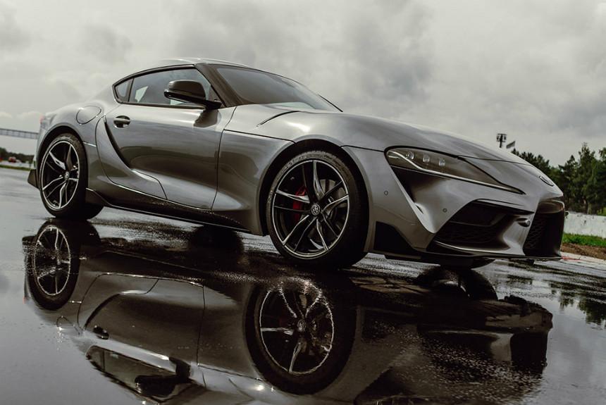 В Российской Федерации  стартовали продажи спортивного купе Тоёта  Supra