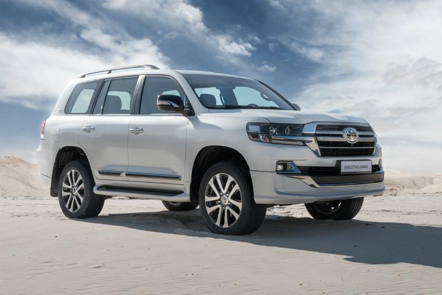 Дайджест дня: Land Cruiser в США, ключи для УАЗа и другие события автоиндустрии