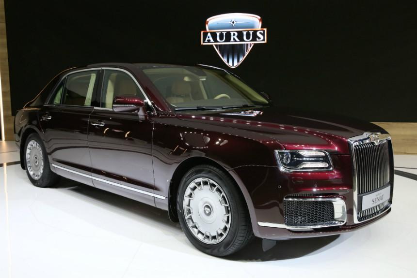 Дайджест дня: 18 миллионов за Aurus, Мустанги в каршеринге и другие события автоиндустрии