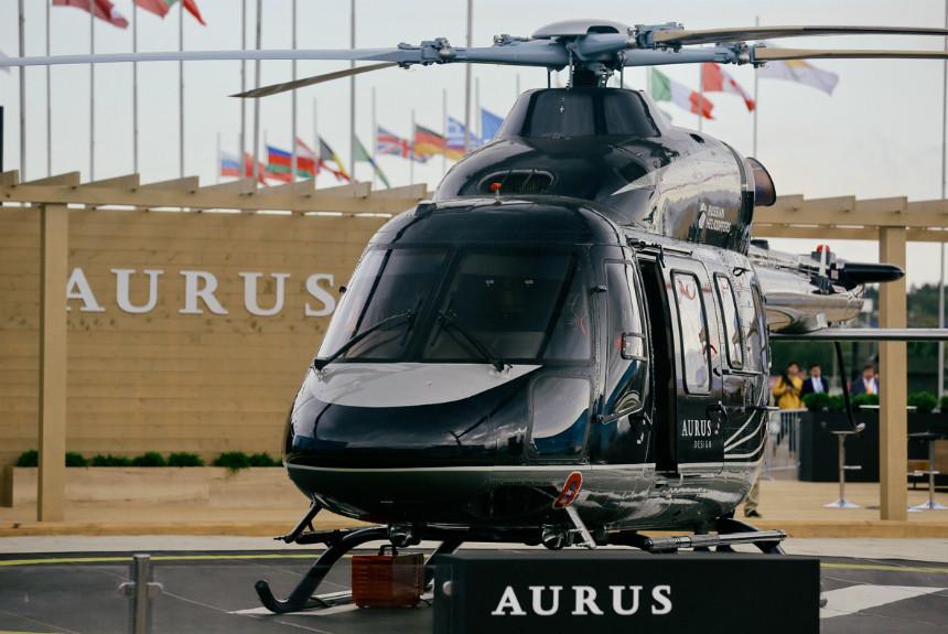 Дайджест дня: вертолет Aurus, Defender без грима и другие события автоиндустрии