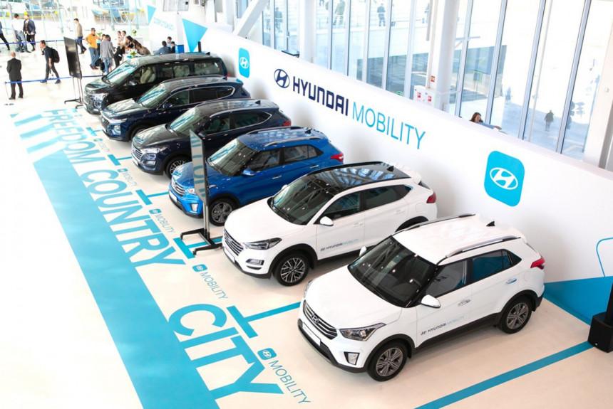 Hyundai запускает подписку на автомобили: объявлены тарифы