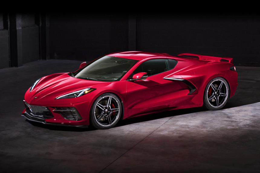Новый Corvette оказался мощнее, чем заявлено