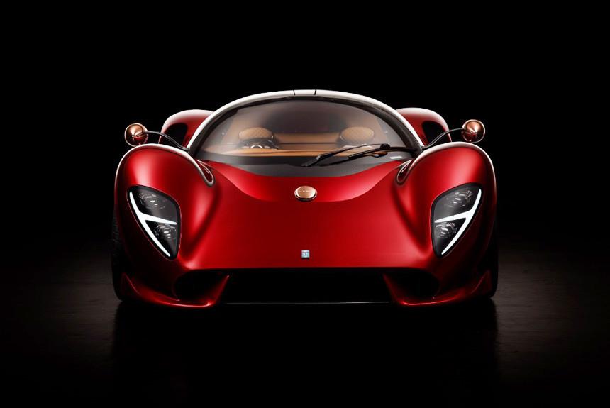 Суперкару De Tomaso P72 пересадят сердце Мустанга