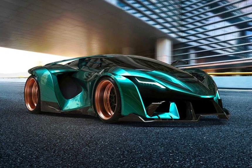 Дайджест дня: гиперкар Ajlani Drakuma, три особых Bentley в России и другие события индустрии