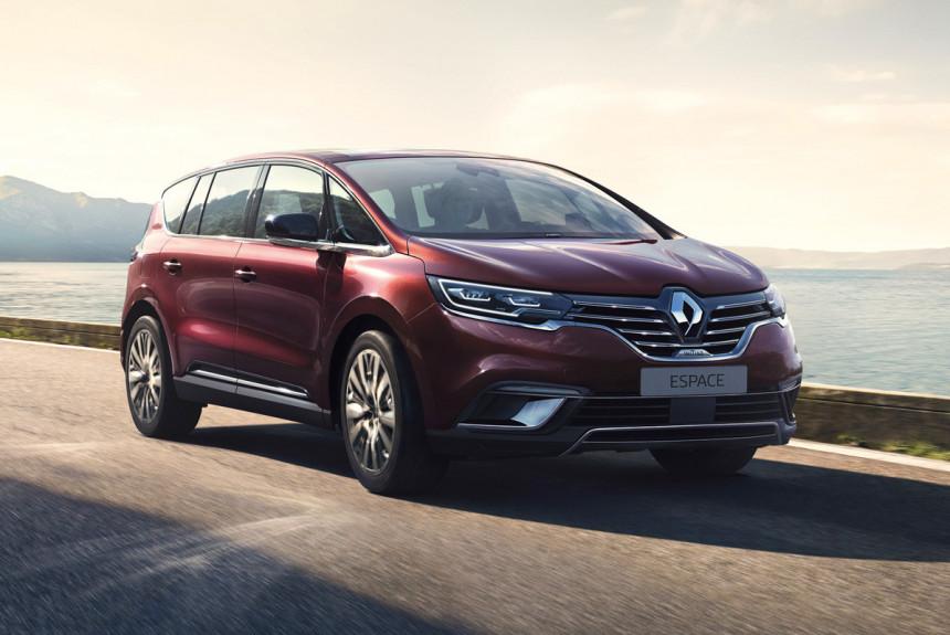 Renault Espace: рестайлинг и автопилот второго уровня