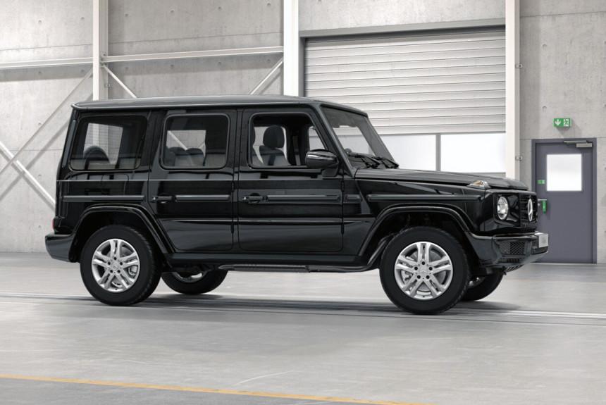 Article 169178 860 575 - Дизельный Mercedes-Benz G 350 d добрался до России