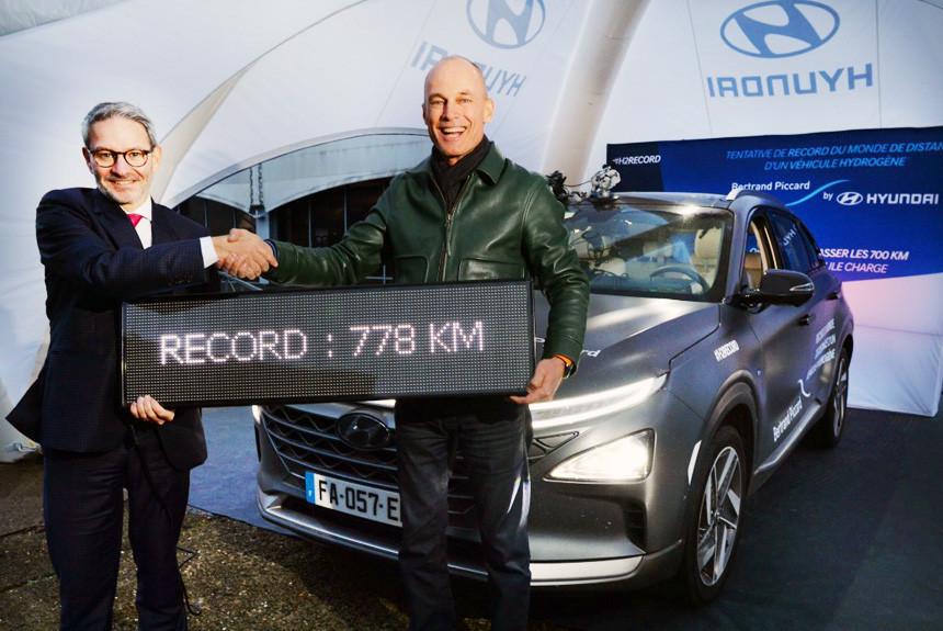 Article 169181 860 575 - Водородный Hyundai Nexo поставил рекорд пробега на одной заправке