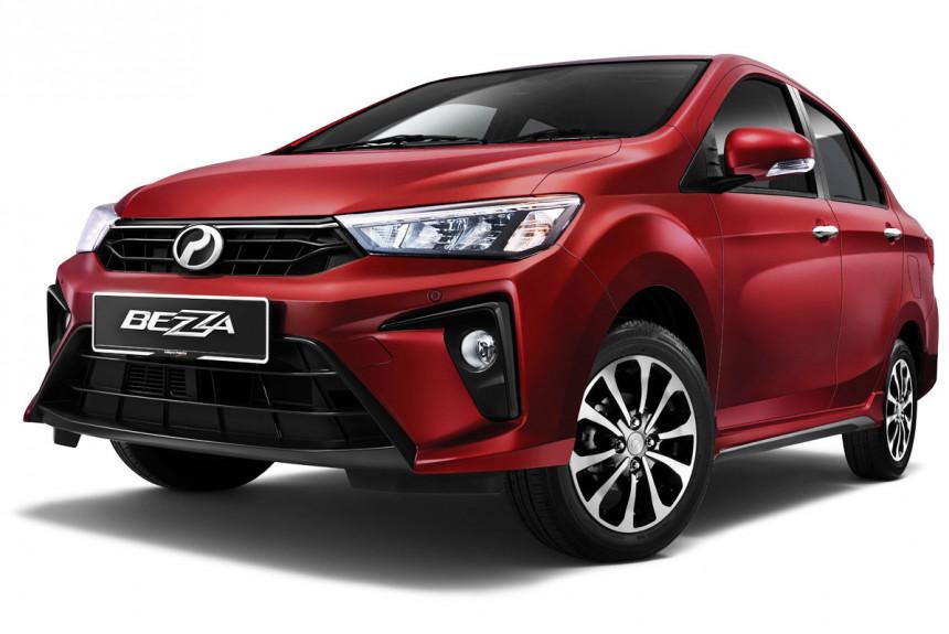 Article 169365 860 575 - Обновлен самый популярный седан Малайзии — Perodua Bezza
