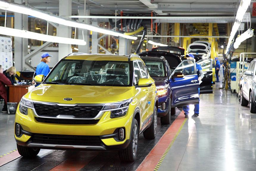 Article 169368 860 575 - Kia Seltos на Автоторе: официальный старт производства