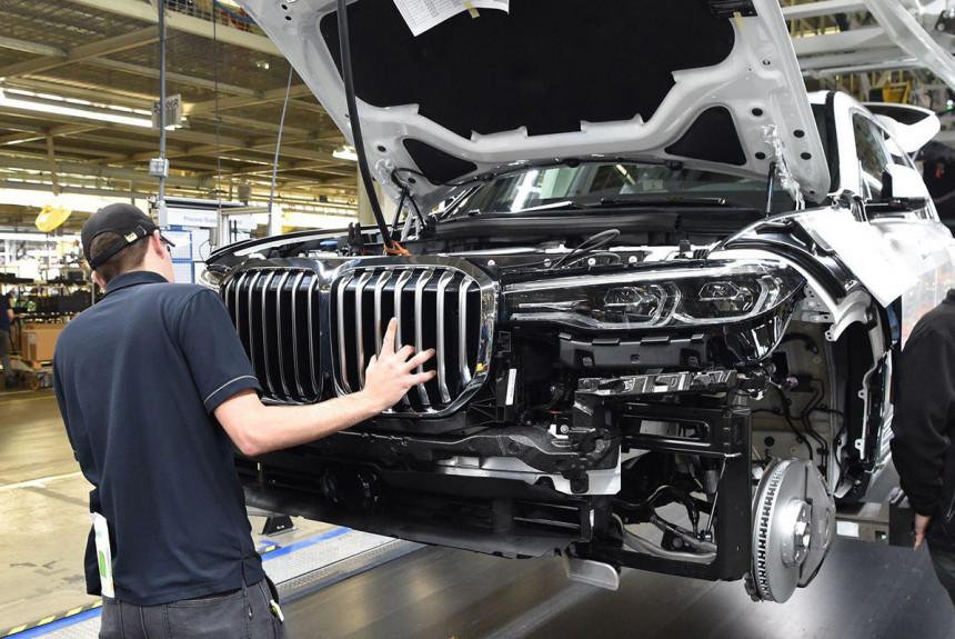 Article 169371 860 575 - BMW не будет строить завод в России: невыгодно