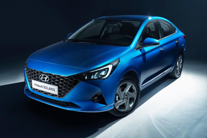 Article 169523 860 575 - Рестайлинговый Hyundai Solaris: официальные фотографии
