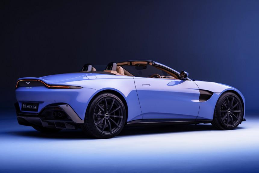 Article 169543 860 575 - В семействе Aston Martin Vantage появился родстер