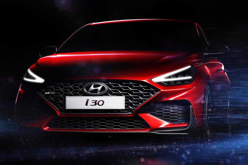 Article 169544 860 575 - Семейство Hyundai i30 готовится к обновлению