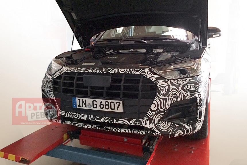 Article 169561 860 575 - Обновленный кроссовер Audi Q5: что изменится?