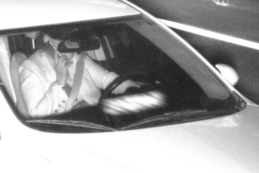 Московские камеры станут распознавать телефон в руках водителя