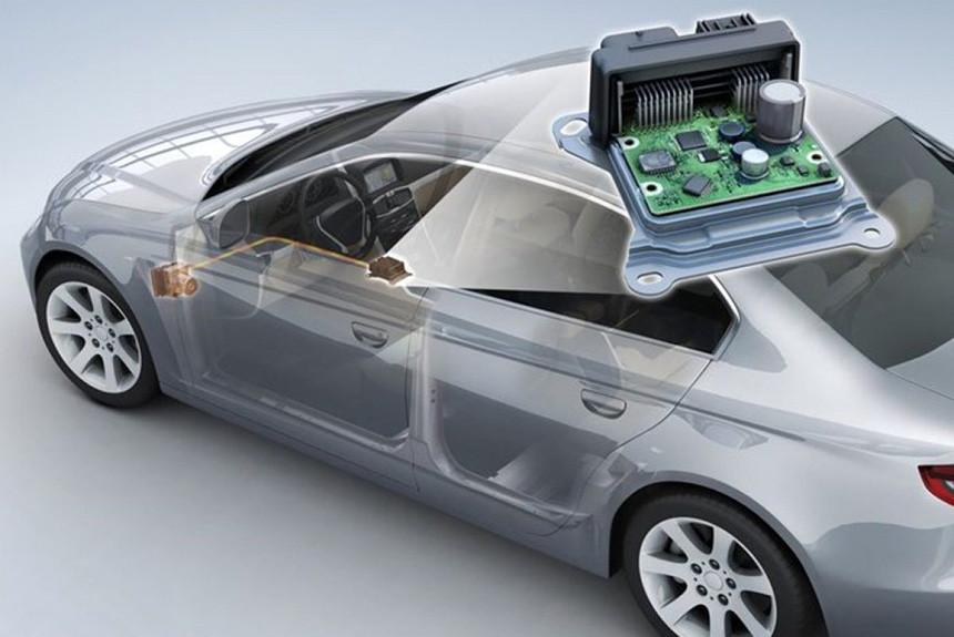 Подсчитана доля электроники в себестоимости автомобилей