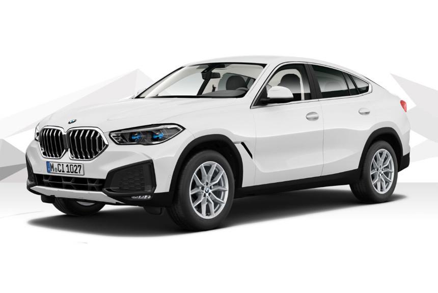 Новый BMW X6 калининградской сборки: объявлены цены