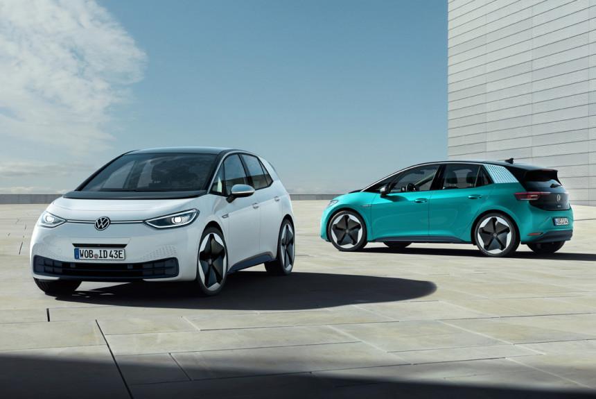 Volkswagen ID.3 в продаже через месяц: что с софтом?