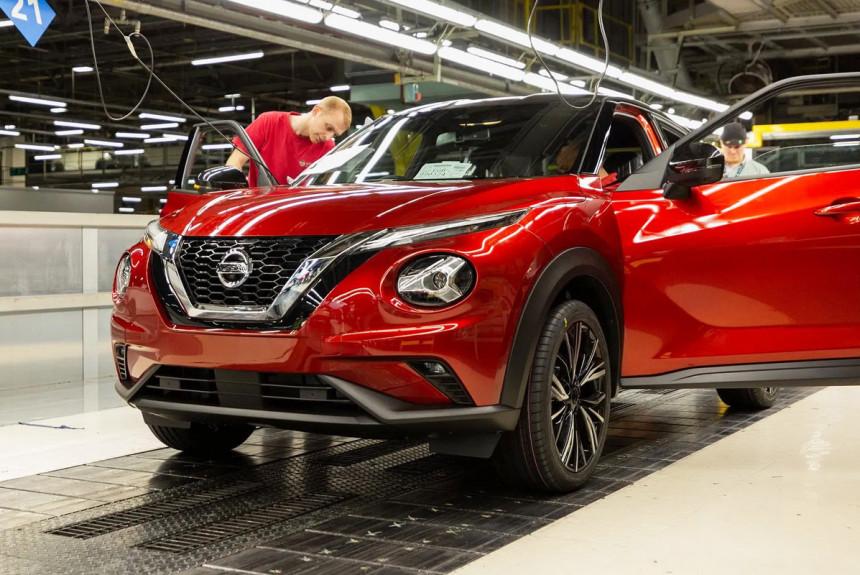 Nissan ограничит присутствие в Европе: три модели под угрозой