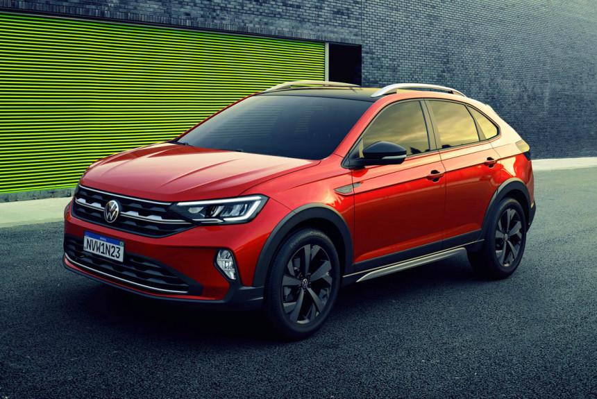 Представлен новый кроссовер Volkswagen Nivus
