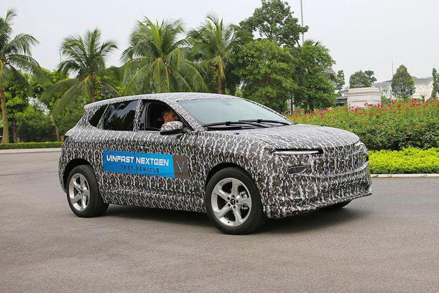 VinFast готовит электромобиль для США