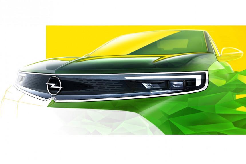 Opel Mokka второго поколения еще больше тизеров