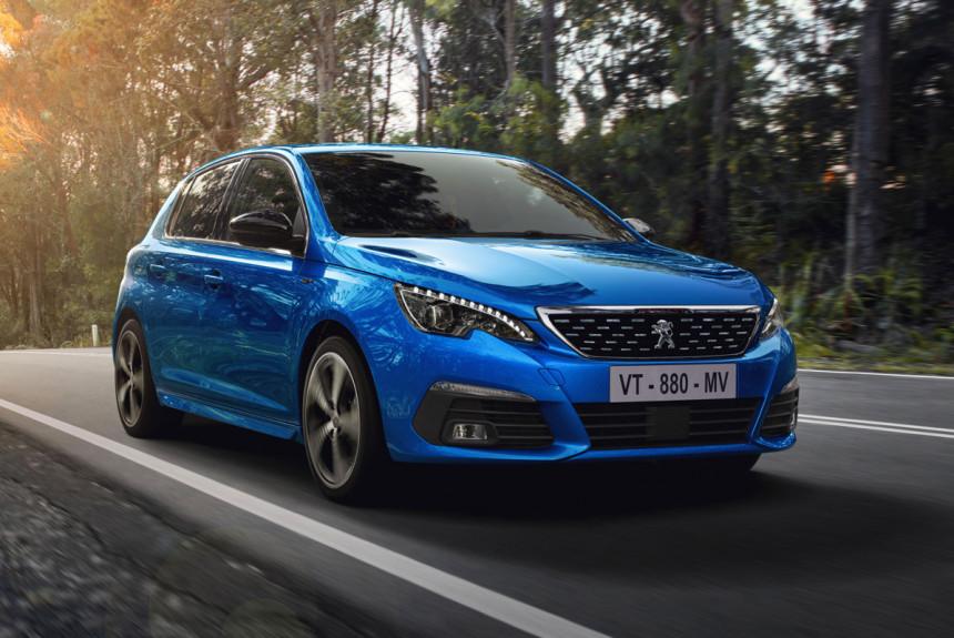 Peugeot 308 перенес вторую модернизацию — Авторевю
