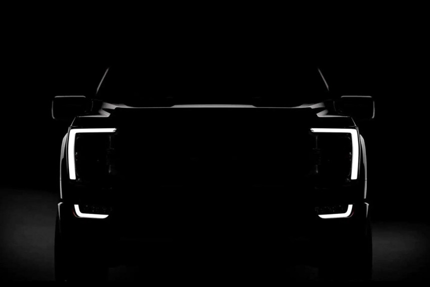 Новый пикап Ford F-150 покажут через неделю