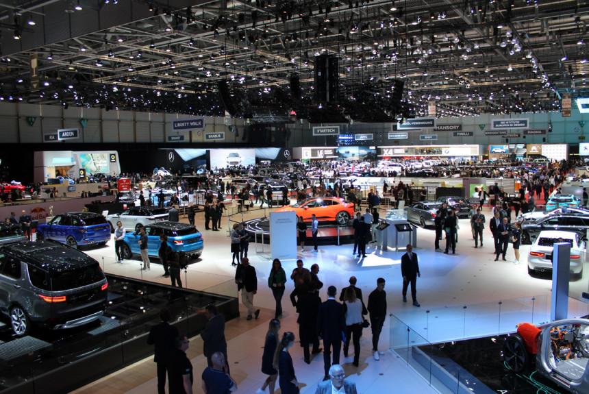 Женевский автосалон—2021 отменен, продолжение под угрозой